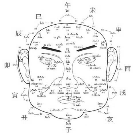 physiognomy ngowheng