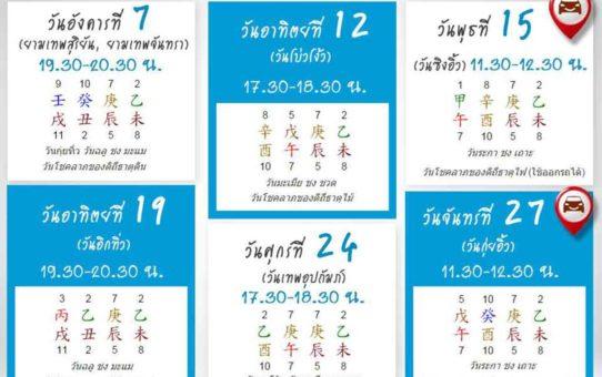 ฤกษ์ปลอดภัย เดือนเมษายน 2558
